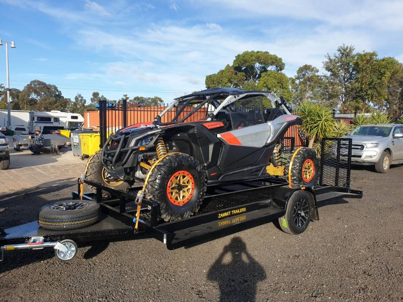 Car Sport Trailer Melbourne