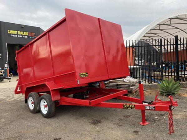 custom box trailer