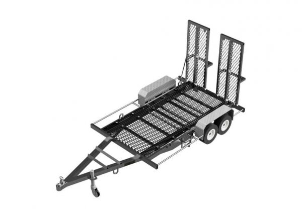 Plant Trailers in Melbourne